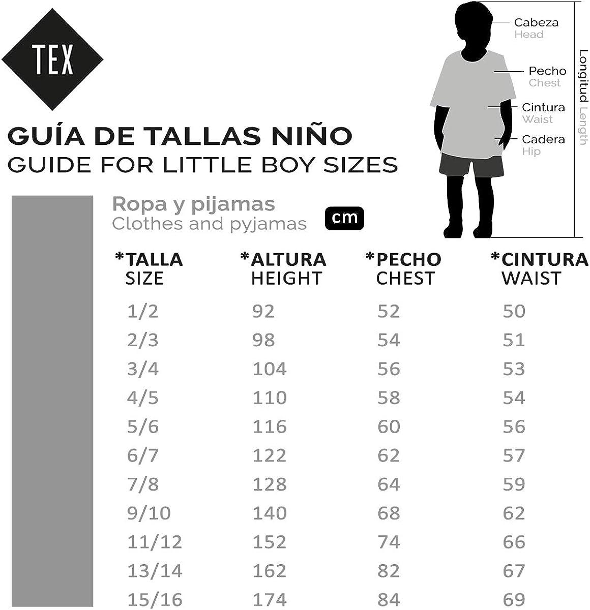TEX chiusura a bottoni maniche lunghe Polo in cotone per bambino