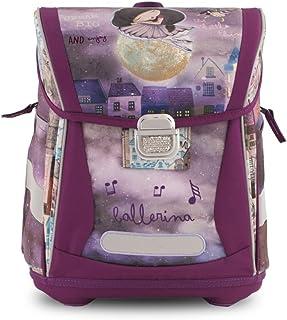 Ergo Schulranzen/Ergonomic Backpack Balerina Mochila tipo casual, 42 cm, 23 liters, Multicolor (Balerina)