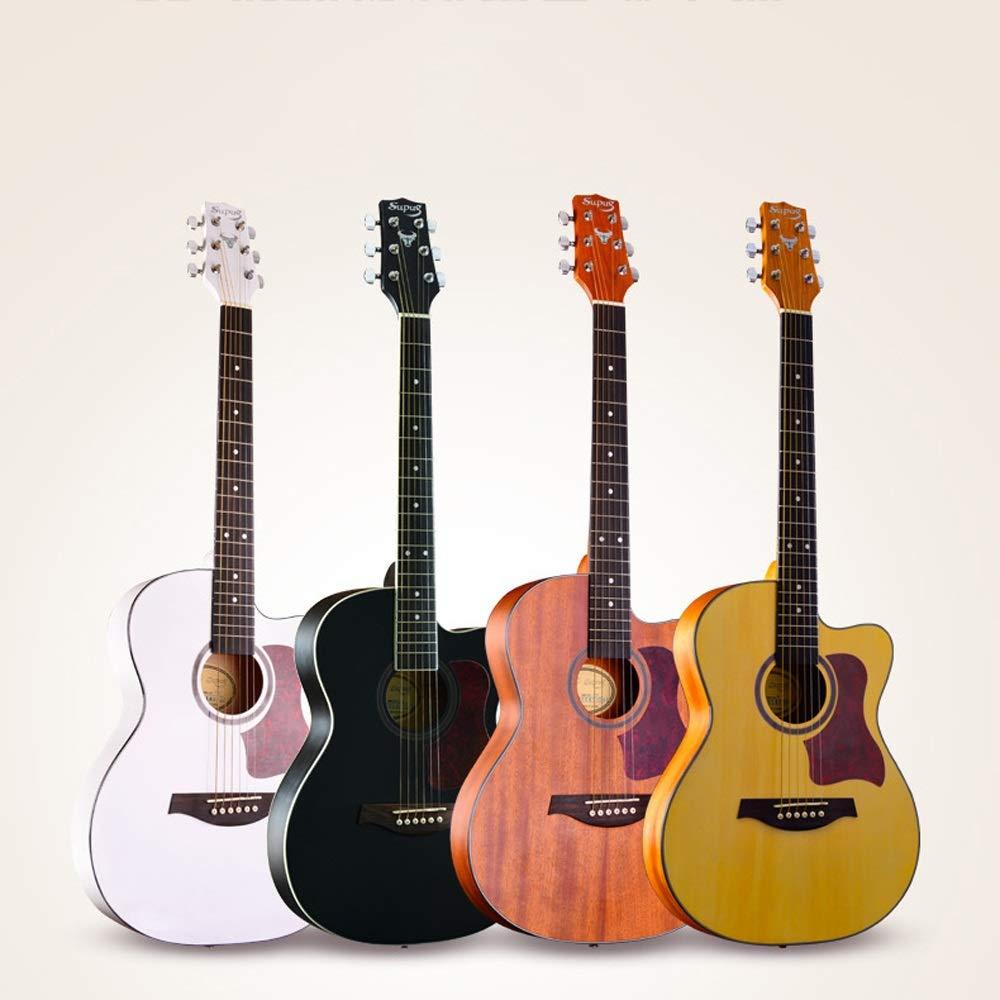 Loivrn Conjunto de instrumentos de guitarra mini hechos a mano de ...