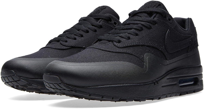 Nike Air Max Max Max 1 Patch Schwarz SP Leinwand VT Sneaker B00VBXW8FU 441d81