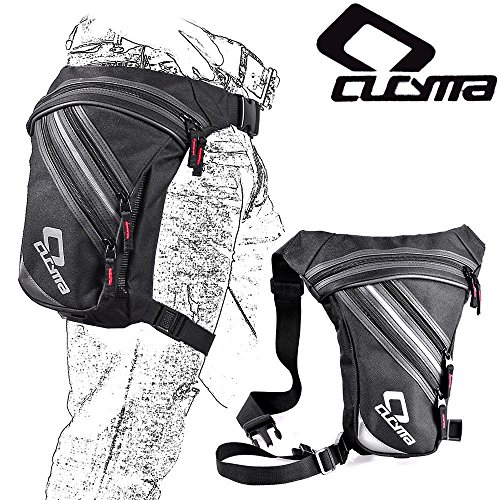 Best Price CUCYMA Motorcycle Rider Leg Bags Knight Waist Bag Fanny Pack Belt Adjustable Universal