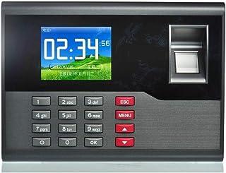 Time Clocks الوقت على مدار الساعة وقت البيومترية ونظام الحضور على مدار الساعة بصمة لكمة آلة موظف تسجيل الدخول مسجل for Emp...