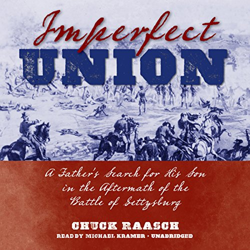 Imperfect Union audiobook cover art