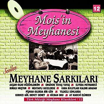 Türk Müziği Meyhane Klasikleri, Vol. 12 (Mois'in Meyhanesi)