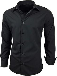 541f096489d8 Amazon.es: Camisa negra