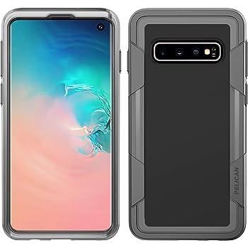 Pelican Samsung Galaxy S10 Case - Voyager (Clear/Grey)