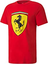 PUMA Men's Scuderia Ferrari Race Big Shield Tee+