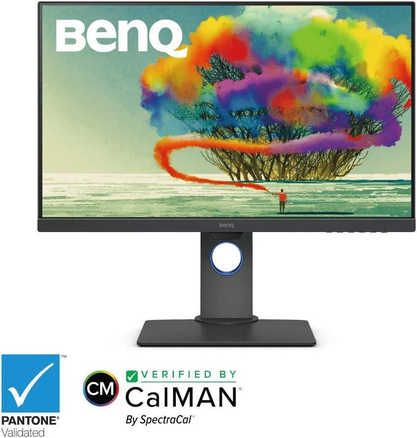 BenQ DesignVue PD2700U 27-inch bezelless 4k monitor