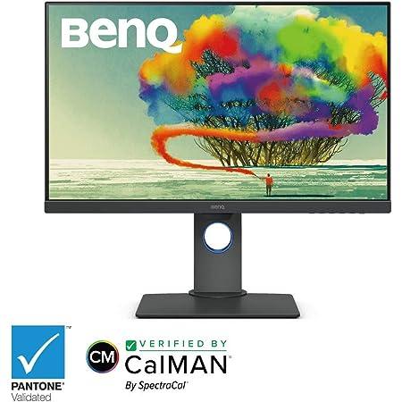 "Monitor BenQ 4K HDR para Diseño Gráfico UHD 27"" PD2700U, 100% Rec.709, sRGB, KVM, Tecnologías Eye-Care (Low Blue Light, Anti-Glare, Flicker-free & BI), DesignVue, CAD/CAM, Animación, Cuarto obscuro"