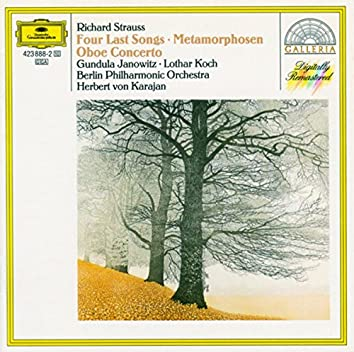 Strauss, R.: Four Last Songs; Metamorphoses; Oboe Concerto