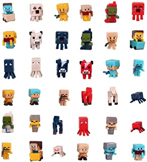 Baky Party Gift for Kids Mini Figure 36 Set 1 Inch (I)