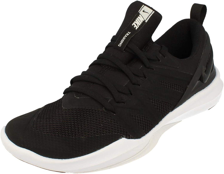Nike Men's Victory Elite Trainer Black-White