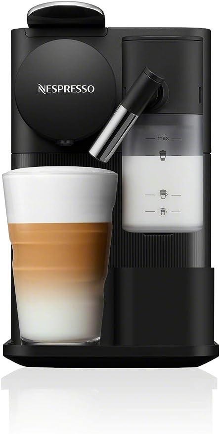 Nespresso Lattissima One Coffee and Espresso Maker by De'Longhi, Shadow Black