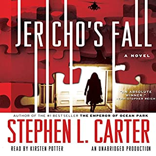 Jericho's Fall audiobook cover art