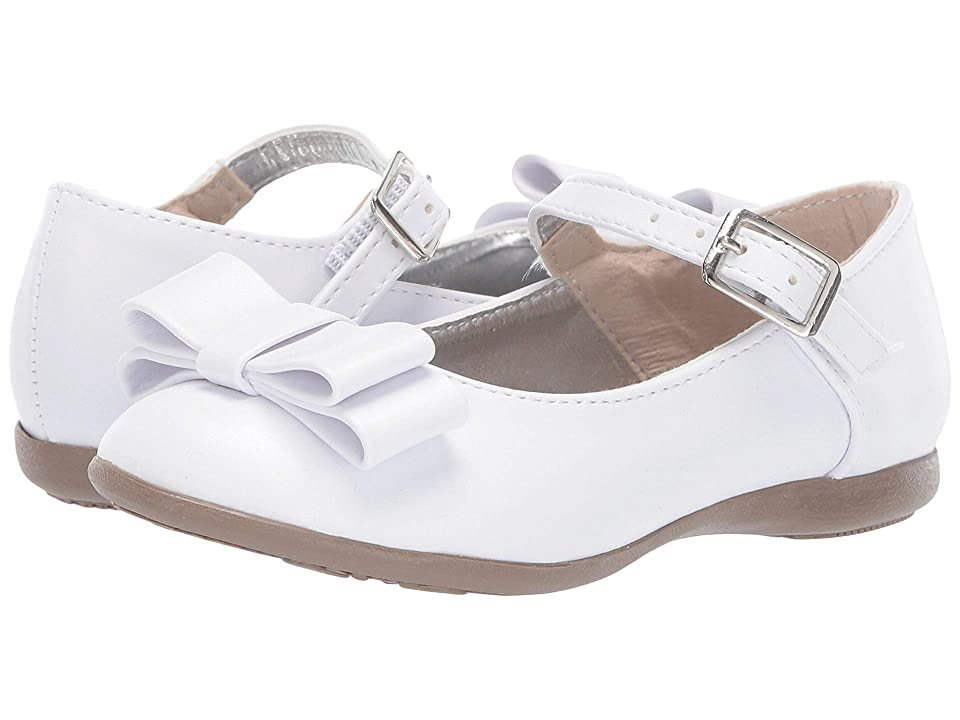 Kid Express Freya (Toddler/Little Kid) (White Combo) Girls Shoes