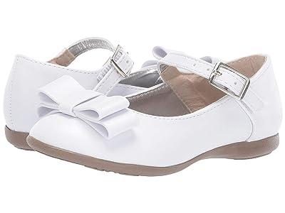 Kid Express Freya (Toddler/Little Kid) (White Combo) Girls Shoes