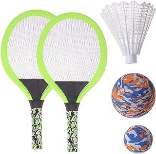 LIOOBO 10 Pezzi Antiscivolo Sport Tennis Badminton Racchetta Grip Fascia di Sicurezza overgrip Tape Grip Grip