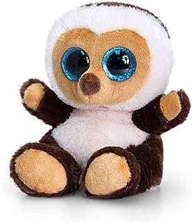 Keel Toys 15 cm Animotsu Hedgehog Stuffed Toy