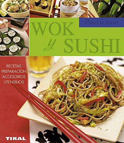 Wok y sushi