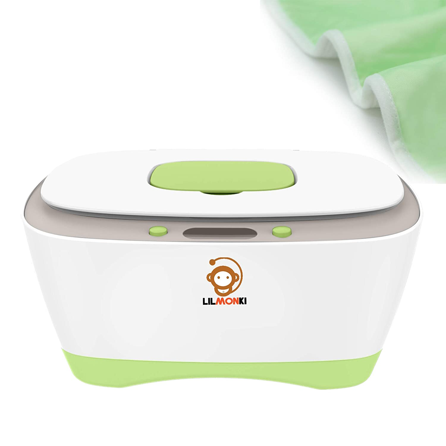 Lilmonki- Wet Wipe Cheap bargain Warmer and Dispenser BPA-F discount - Baby For Wipes
