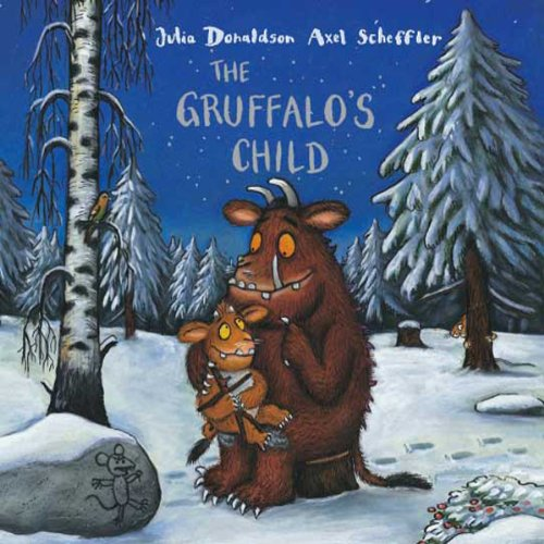The Gruffalo's Child audiobook cover art