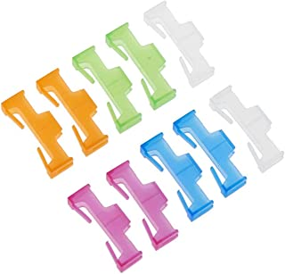 Tactic Servo Connector Locking Safety Clips (10)
