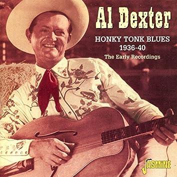 Honky Tonk Blues 1936-40