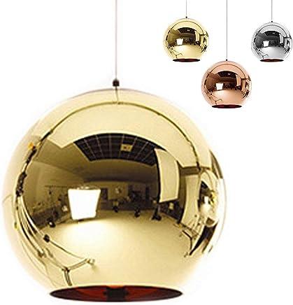 De Metal Iluminación Amazon Cristal esLampara Colgante OPlXZTiuwk