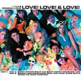 LOVE! LOVE! & LOVE! (生産限定アナログ盤)(2枚組)[Analog]