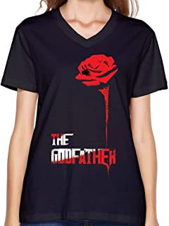 Stylish Women The Godfather Marlon Brando Marlon Brando T-Shirts