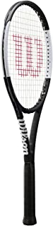Wilson Pro Staff 97 Countervail (CV) Roger Federer Tuxedo Limited Edition Tennis Racquet Strung with Synthetic Gut Power Racket String in an Assortment of Colors