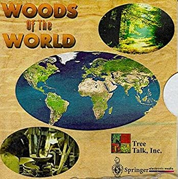 CD-ROM Woods of the World Pro 2.5 Book