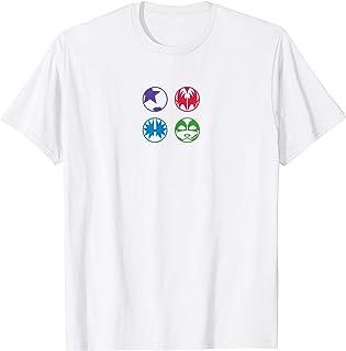 KISS - Cartoon Color Logo T-Shirt