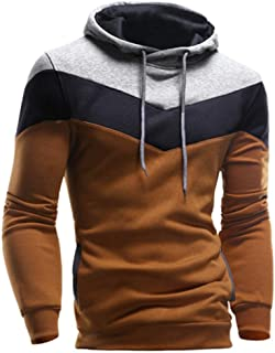 Dazosue Hombres Sin Mangas Sudaderas Activewear Full Zip Pocket Solid Chaleco