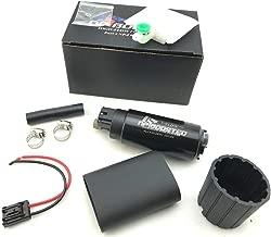 Hi FLow 255LPH FUEL PUMP for Lancer Evolution EVO 5 6 7 8 9 Install Kit 400-766