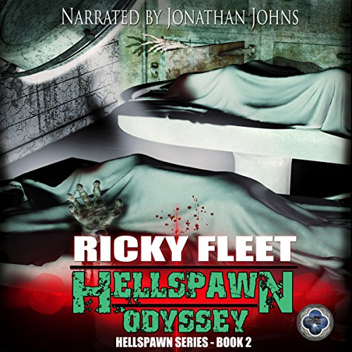 Hellspawn Odyssey (Volume 2) audiobook cover art