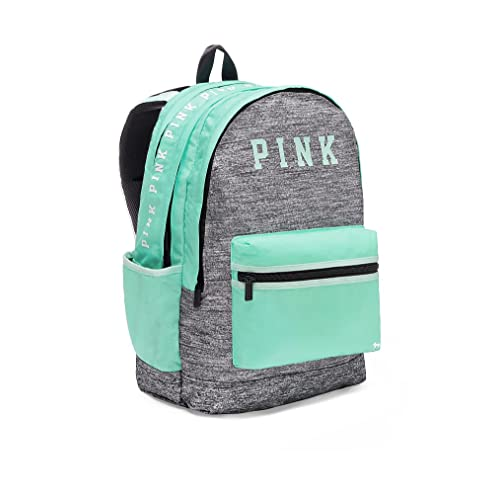 Victorias Secret PINK Campus Backpack Seafoam With Marl
