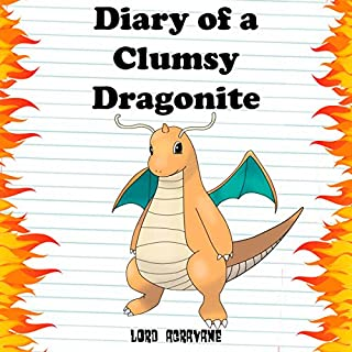 Diary of a Clumsy Dragonite cover art