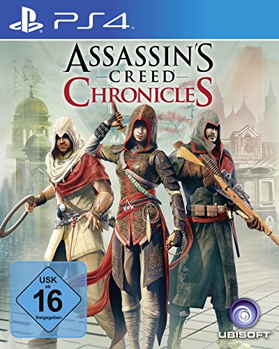 Assassin's Creed Chronicles - PlayStation 4 - [Edizione: Germania]