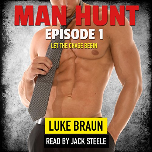 Man Hunt: Episode 1 audiobook cover art