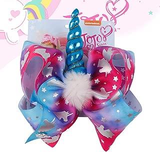 Best pink unicorn jojo bow Reviews