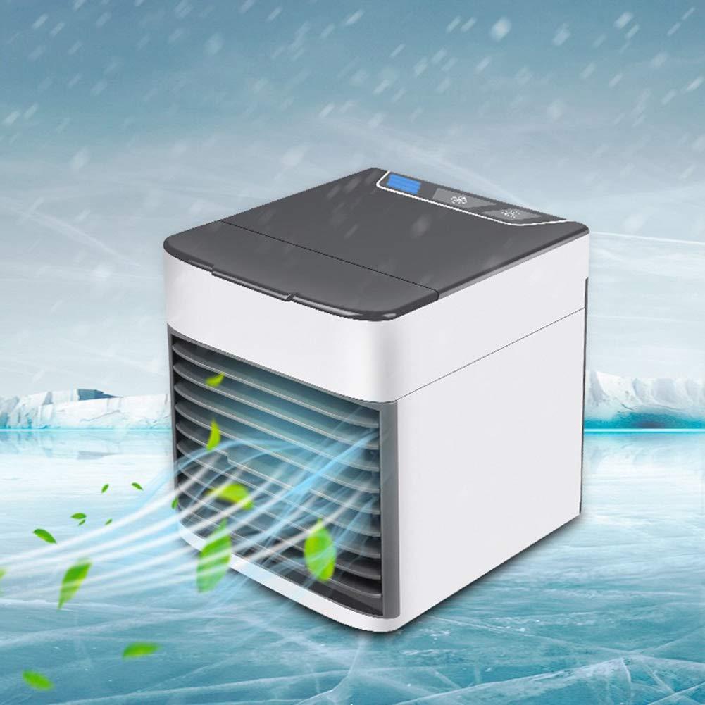 NN-xUE Mini Ventilador, Espacio Personal portátil, refrigerador de Aire, Ventilador, humidificador, purificador, Modo de sueño, Multifuncional,: Amazon.es: Hogar
