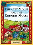 The city mouse and the country mouse (Cometa roja (Inglés))