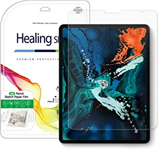 for Apple iPad 11 inch (2018) / Screen Protector for Apple iPad, Healing Shield Sketch Pencil Paper-Like Anti-Glare, Anti-Fingerprint [1-Pack], Screen Protection Film for iPad 11 2018