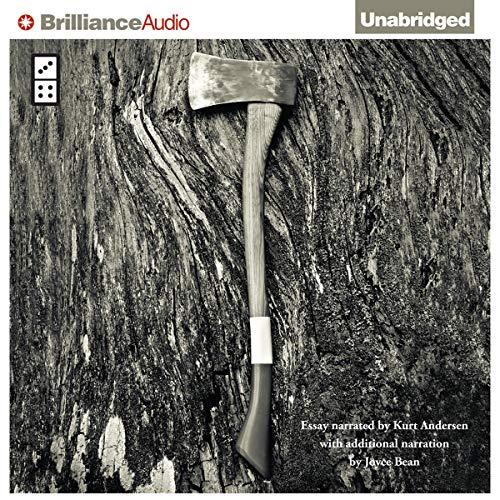 Self-Reliance audiobook cover art