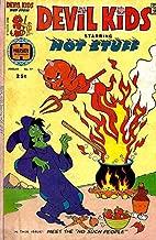 Devil Kids Starring Hot Stuff #77 - Harvey Comics' File Copy (1776 - 25 cents cover price)