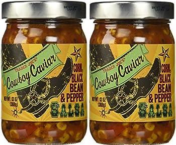 Trader Joe s Cowboy Caviar 13oz/368g  Pack of 2