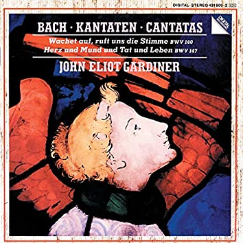 Bach, J.S.: Cantatas for the 27th Sunday after Trinity, BWV 140 & for the Feast of the Visitation of Mary (2 July), BWV 147