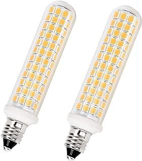 E11 LED Light Bulbs Dimmable Warm White 3000K, 10W E11 Led Light Bulbs, 100W Equivalent 1000 LM, E11 Mini Candelabra Base for Indoor Room 2 Pack