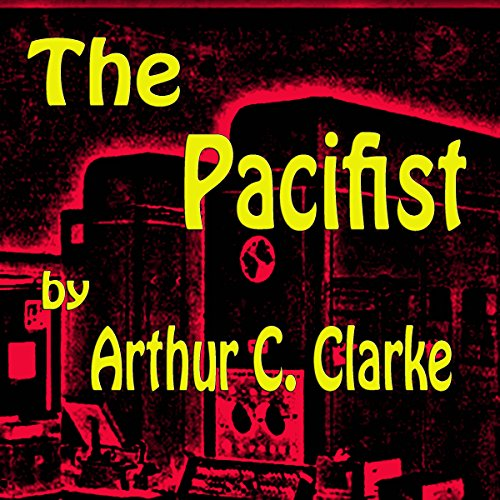 The Pacifist audiobook cover art
